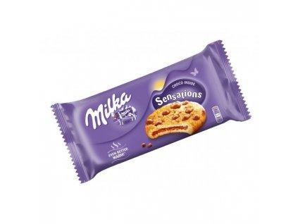 Milka Cookies Sensation Choco Inside 156g
