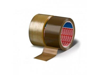 Baliaca páska TESA štandard 75 mm x 66 m transparentná