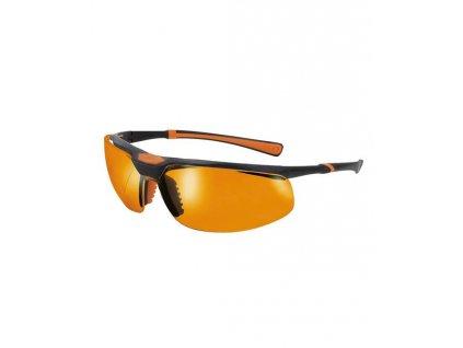 Okuliare UNIVET 5X3 oranžové 5X3033304