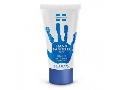 Sanitizer- dezinfekčný gél na ruky s aloe vera v tube HG-8HL 50ml