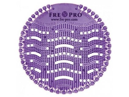 Pisoárové sitko Fre-Pro Wave 2.0 levanduľa (fialové) 1KS