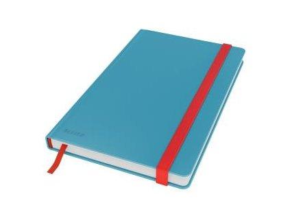 Zápisník linajkový A5 Leitz Cosy kľudná modrá