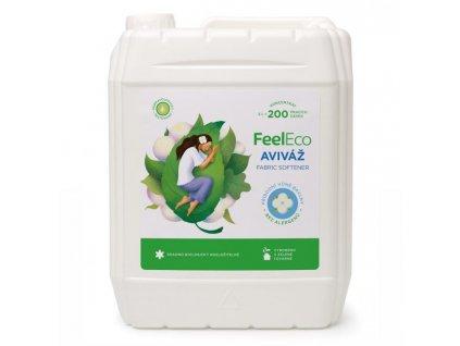 Feel Eco aviváž s vôňou bavlny 5 l