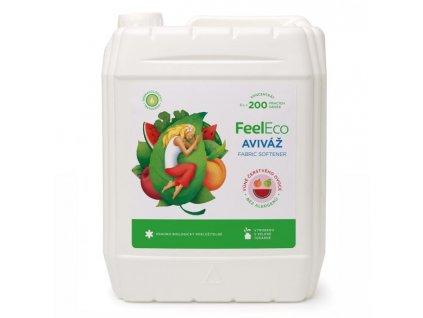 Feel Eco aviváž s vôňou ovocia 5 l
