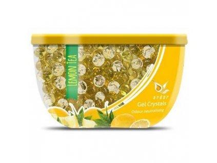 Osviežovač  gél crystals 150g - Lemon