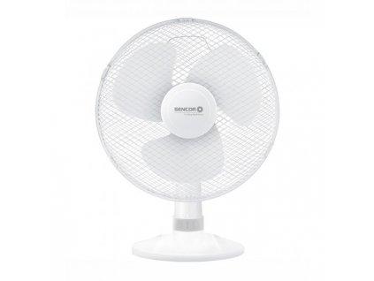 Ventilátor stolný SFE 3027WH