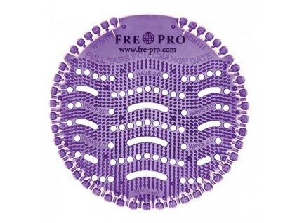 Pisoárové sitko Fre-Pro Wave 2.0 levanduľa (fialové) 2ks