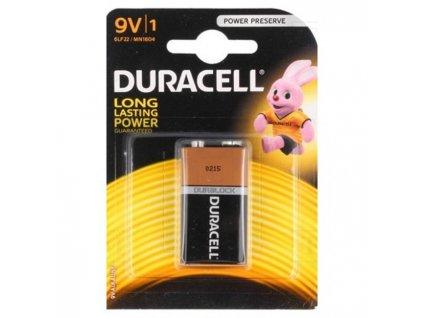 Batéria Duracell Basic MN1604 9V BL1