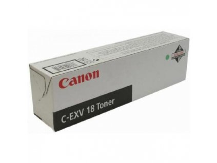 Toner Canon C-EXV 18 pre iR 1018/1020/1022/1024 black (8.400 str.)