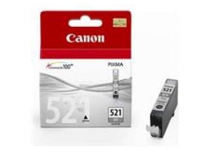 Atramentová náplň Canon CLI-521 pre MP 980/990 grey (460 str.)