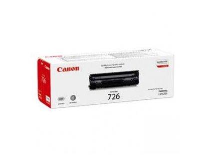 Toner Canon CRG-726 pre LBP 6200/6230 black (2.100 str.)