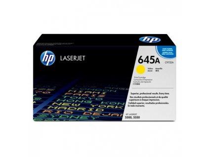 Toner HP C9732A HP 645A pre Color LaserJet 5500/5550 yellow (12.000 str.)