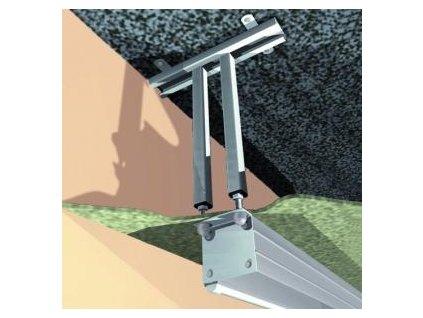 Konzoly na strop 100cm pre elektrické plátna PROFESSIONAL RF