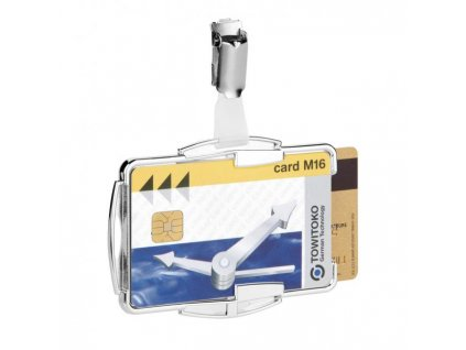 Visačka na RFID karty DUO bal.10ks