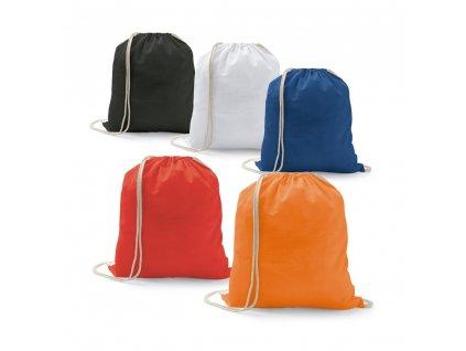 ILFORD. 100% bavlnený sťahovací batoh