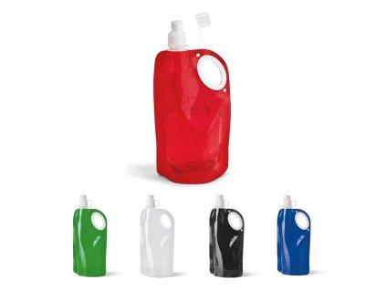 HIKE. Skladacia fľaša
