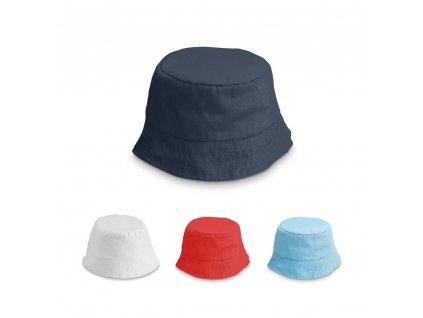 PANAMI. Rybársky klobúk pre deti