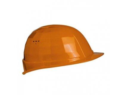 Prilba LOCKWEILER - LAS S17 oranžová