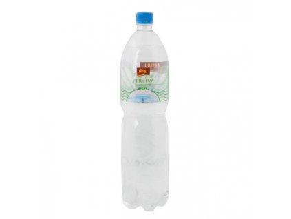 Pramenitá voda CBA sýtená 1,5l