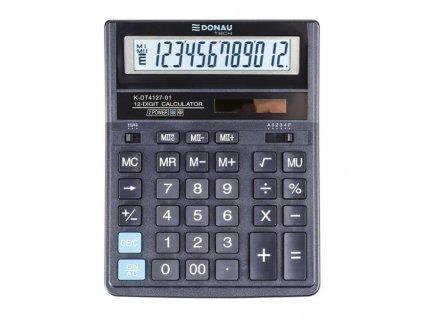 Kalkulačka Donau Tech K-DT4127 čierna