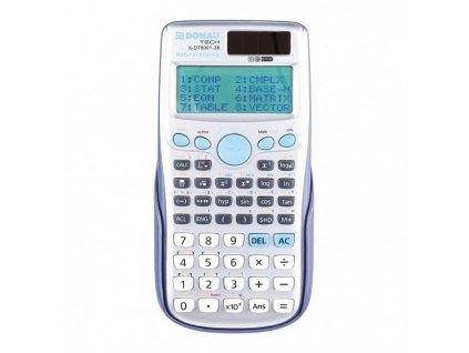 Kalkulačka Donau Tech K-DT6001 strieborná