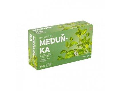 Čaj LEROS bylinný čaj medovka 20x1 g