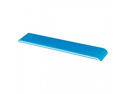 Opierka pred klávesnicu Leitz WOW modrá