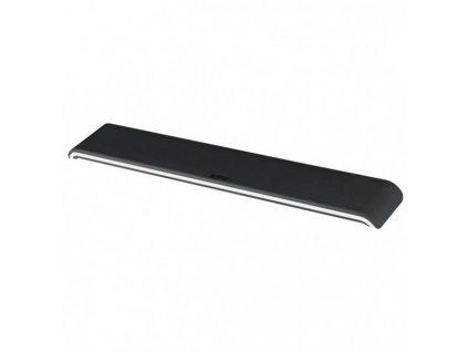 Opierka pred klávesnicu Leitz WOW čierna