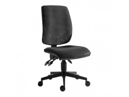 Kancelárska stolička 1380 ASYN Flute sivá D5
