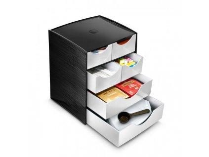 Maxi Modul k občerstveniu-4 malé a 2 veľké zásuvky