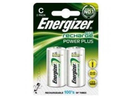 Batéria Energizer dobíjateľná HR14/2ks 2500 mAh malý monočlánok