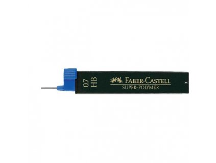 Mikrotuhy Faber Castell Super-Polymer 0,7mm HB