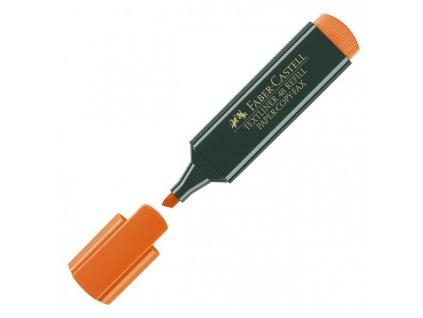 Zvýrazňovač Textliner 1548 oranžový