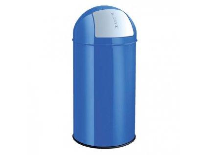 Kôš kovový Helit 30l modrý