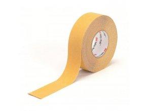 Protišmyková páska tvarovateľná 51mmx18,3m žltá