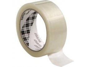 Baliaca páska Tartan 50mmx66m priehľadná