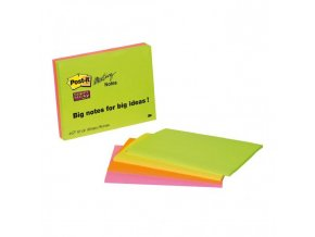 Blok Meeting notes Supersticky 149x98,4mm