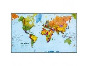 Mapa Svet-gigant 1950x1200 mm