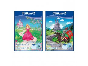 Skicár Pelikan A4 100 listov 70g