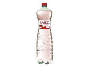 Pramenitá voda Rajec Brusnica jemne sýtená 1,5l