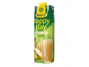 Džús Happy Day Family Hruška 50% 1l