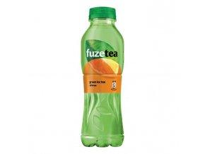 Zelený ľadový čaj FUZETEA Citrus 0,5l