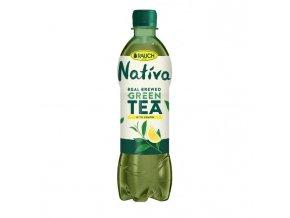 Zelený čaj Nativa citrón 0,5l