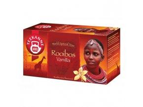 Čaj TEEKANNE Rooibos Vanilla 35g
