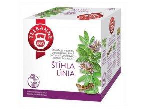 Čaj TEEKANNE bylinný Štíhla línia 20g
