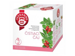 Čaj TEEKANNE bylinný Čistiaci čaj 16g