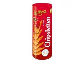 Chipsletten paprika 100g
