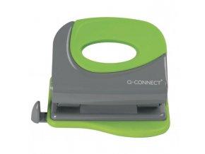 Dierovačka Q-Connect KF00995 na 20 listov sivá/zelená