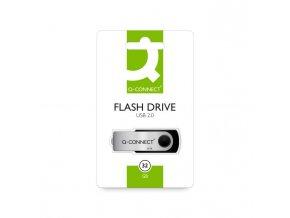 Flash disk USB Q-Connect 2.0 32 GB