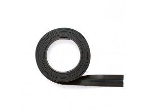 Rolka samolepiaceho magnetického klipu DURAFIX ROLL 5 m čierny